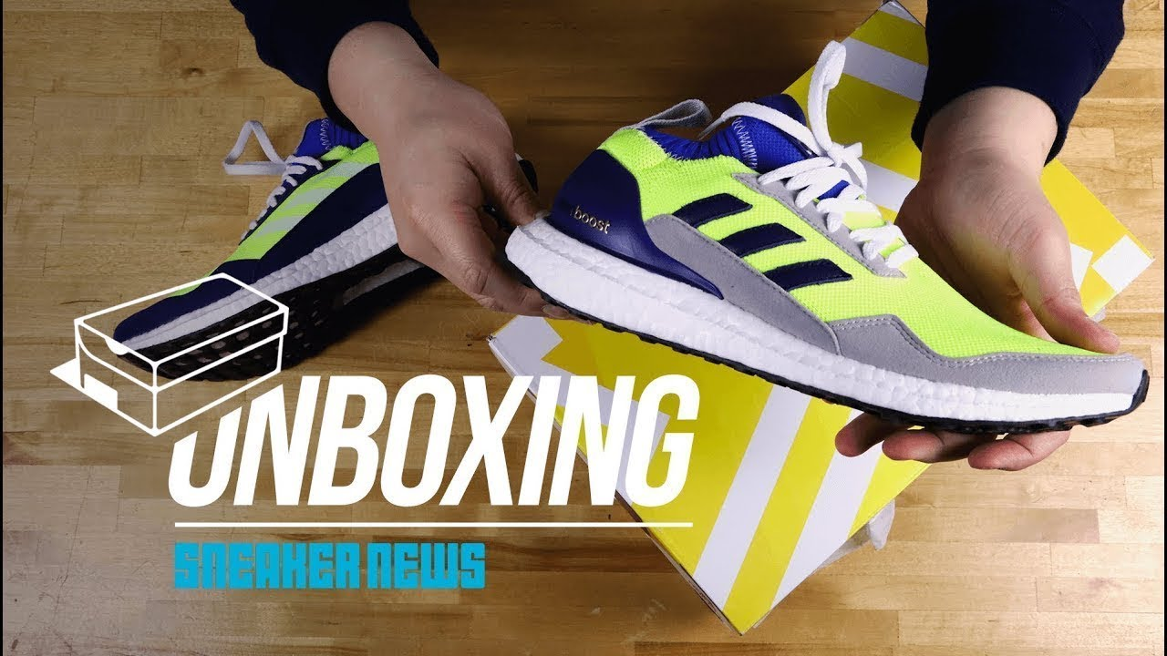 204bb70263093 Unboxing The adidas Ultra BOOST Mid