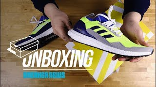"Unboxing The adidas Ultra BOOST Mid ""Prototype"""