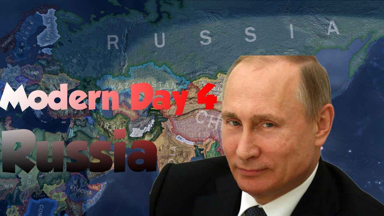 What can Russia achieve?: Hearts of Iron Modern Day 4 (Alpha Version) | #01