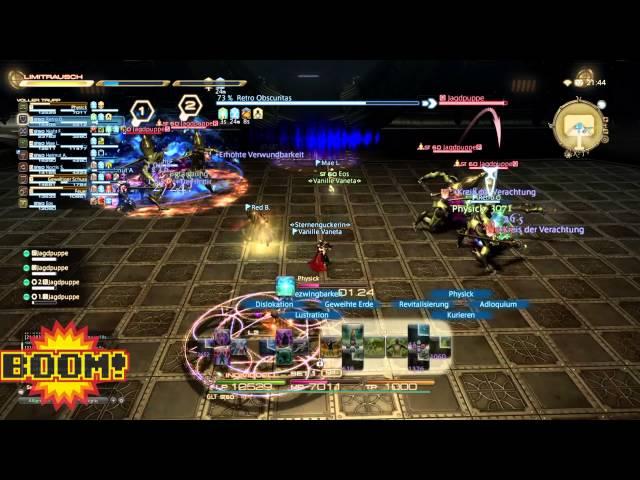 FFXIV: HW - Alexander Floor 2 Savage Kill