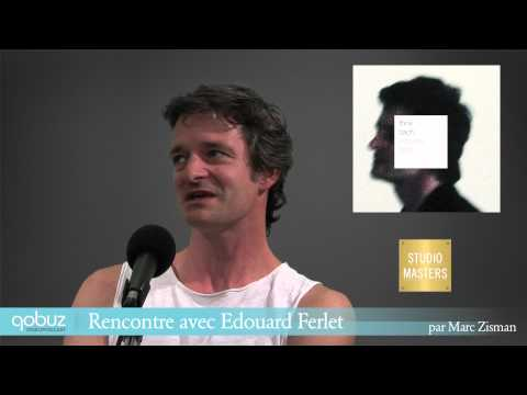Edouard Ferlet : interview vidéo Qobuz