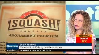 Anca Bejan la TVR 1, 1 Matinal, 30 iunie 2016