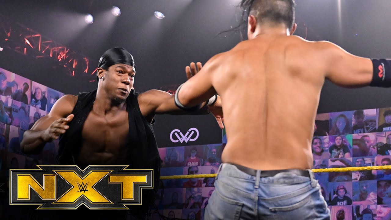 Velveteen Dream crashes Kushida's match with Ciampa: WWE NXT, Oct. 7, 2020