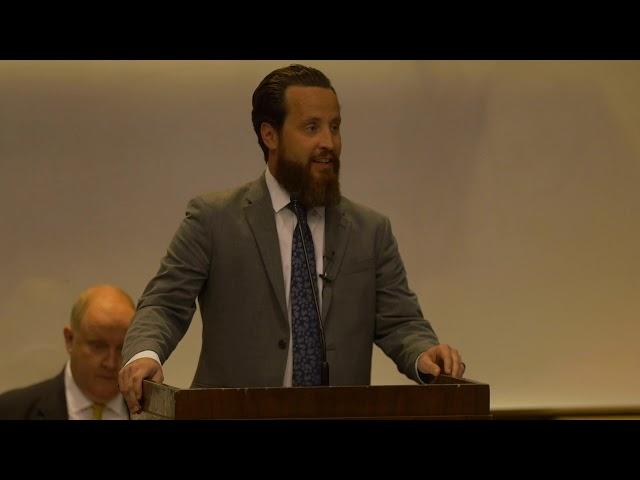 Incredible: Christian vs Atheist Debate (White & Durbin vs Clark & Ellis)
