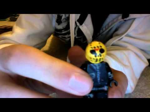 Custom Lego Horror Minifigures