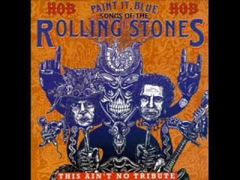 Rolling Stones - Paint it blue song of Rolling stones