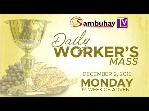 Sambuhay TV Mass | December 2, 2019