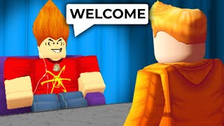I went on a ROBLOX TALK SHOW..