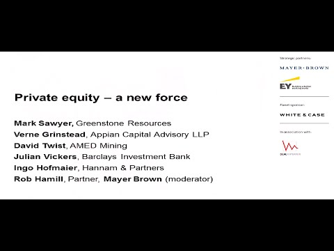 Private Equity - A New Force