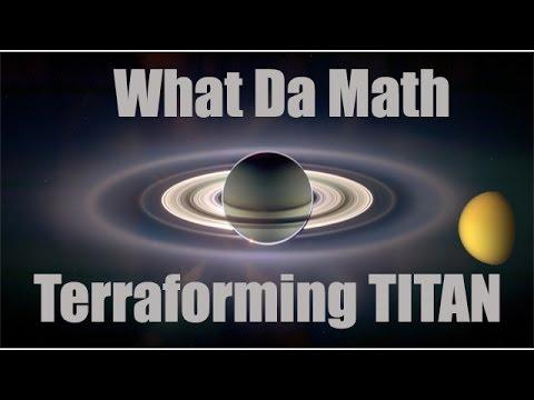 Universe Sandbox 2 - Terraforming Titan and The Moons of Saturn