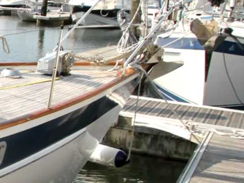 Westview Sailing & Yachting Monthly Videos - Berthing Blunders.flv