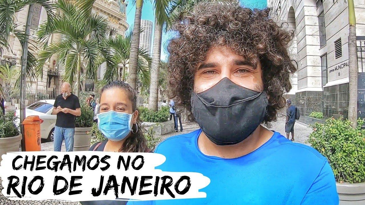 RIO DE JANEIRO - PRIMEIRAS IMPRESSÕES