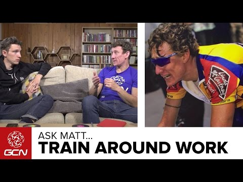 Training Around Work Or Study - How To Train With Limited Time