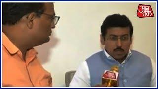 Mob Lynching पर सूचना प्रसारण मंत्री Rajyavardhan Rathore के साथ Exclusive बातचीत