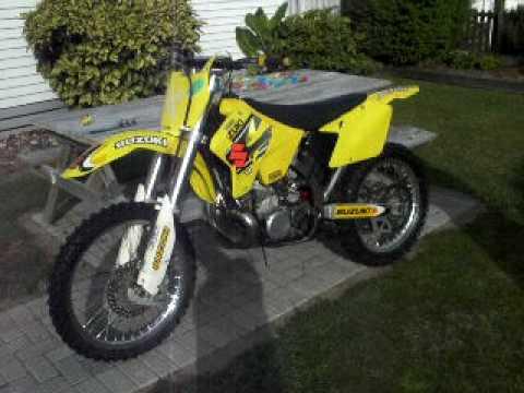 Suzuki RM250.AVI