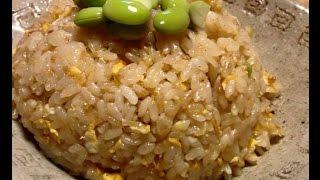 TVで評判の金山チャーハンを作ってみた (炒飯の作り方) How to make fried rice thumbnail