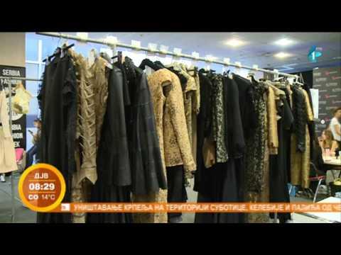 Glamur revijalnog dela Serbia Fashion Week-a