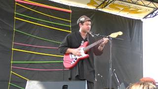 Unknown Mortal Orchestra - Jello and Juggernauts (Live) @ The Hot Wet Mess