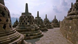 Borobudur, Yogyakarta, HD Experience