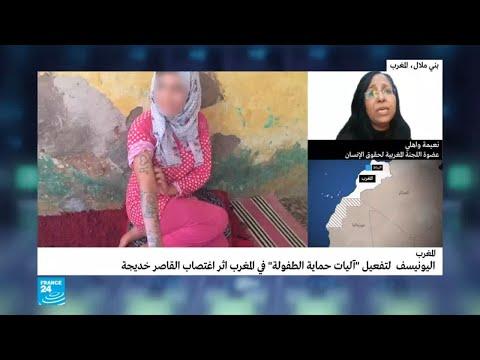 نعيمة واهلي: حالات الاغتصاب المسكوت عنها في المغرب كثيرة جدا