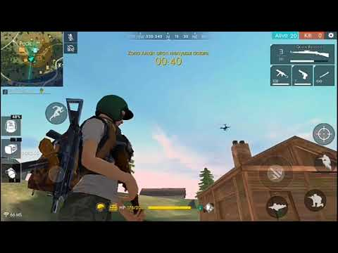 Free Fire Gameplay Indonesia
