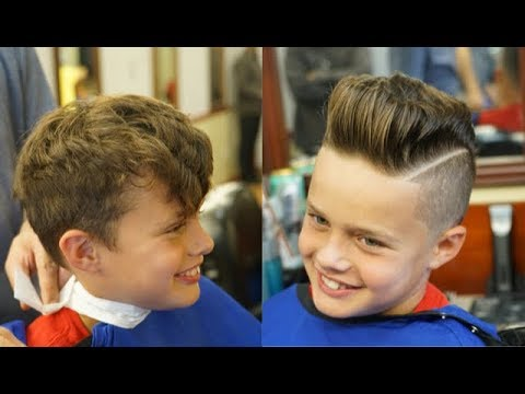 Boy S Haircut Tutorial Youtube