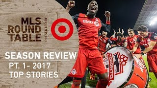 In the fifth installment of MLS Round Table pres. by Target, we loo...