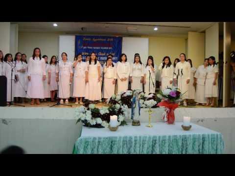 BLESS THE LORD & EL SHADDAI - UAE GRAND CHOIR