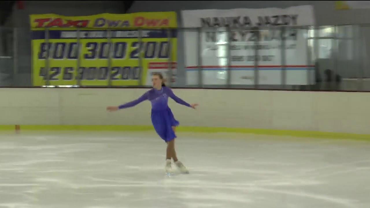 Download Zuzanna MOSZCZYNSKA FS Solistki Bronze Teenager + YA XI Puchar Lodzi Amatorow 2018