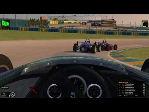 Skip Barber Formula 2000 at Homestead Miami Speedway - Road Course B