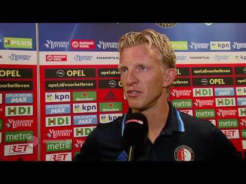Dirk Kuyt over Feyenoord - Manchester United