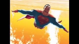 "Adam WarRock ""The Glory of the Sun"" [Superman & DC Comics]"