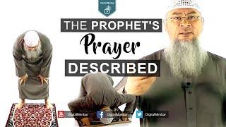 The Prophet's Prayer Described - Assim al-Hakeem