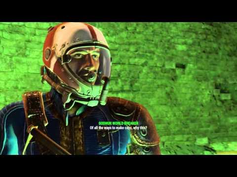 Fallout 4 - The Big Dig Quest
