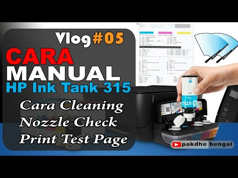 vlog-#05:-manual-nozzle-check-dan-cleaning-hp-ink-tank-315,-manual-nozzle-check-hp-ink-tank-315