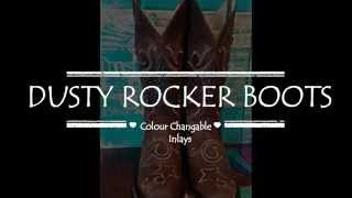 DUSTY ROCKER BOOTS AUSTRALIA