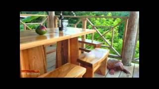 Organic Woodworks Jamaica www.organicfurnituresja.com