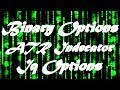 Binary Options ATR Indecator Iq Option