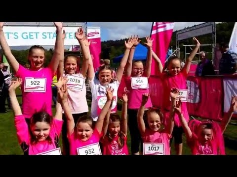 Race for Life Stirling - CRUK