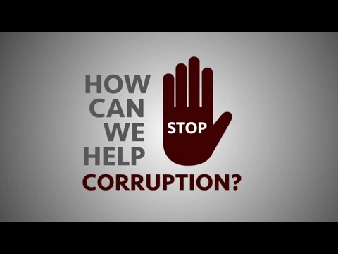 Here Are 10 Ways to Fight Corruption