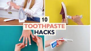 10 Ways to Use Toothpaste Around the House - HGTV Handmade thumbnail
