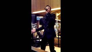 """Matthias Carras """"Wie halt ich einen Engel"""" live in Essen 03.03.2011"""