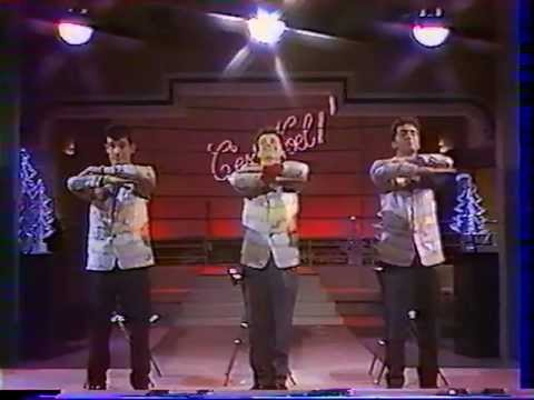 BILL BAXTER & TELEPHONE - Embrasse-moi Idiot (Antenne 2 - 24.12.85)