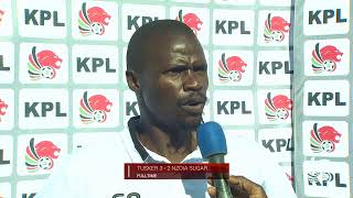 Tusker FC vs Nzoia Sugar FC| KPL 2019-20 Round 8