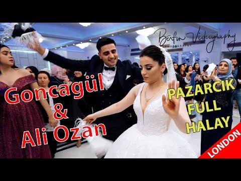 GONCAGUL & OZAN / 13/02/2020 / PAZARCIK/EVRI/KANIDAGLI/ GRUP ZELAL / BERFIN VIDEO LONDON