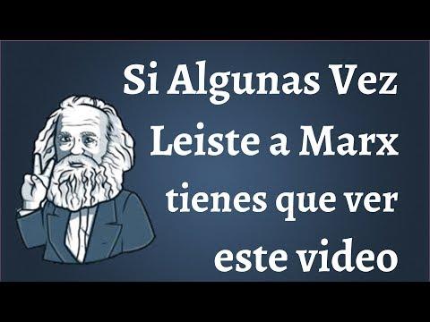 3 Cosas que Nunca te Contaron de Marx