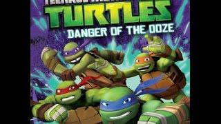 Game Fly Rental (41) Teenage Mutant Ninja Turtles: Danger of the Ooze Part-5 Turtle Relationships