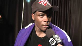 Ovince St. Preux - Post Strikeforce St. Louis Interview - SHOWTIME Sports