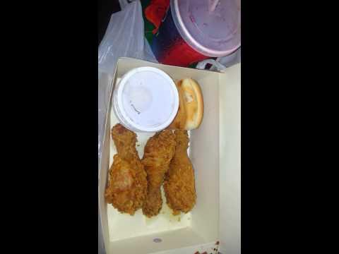 DINNER PLATE KFC