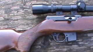 Repeat youtube video CZ 511 .22 Semi Automatic Rifle